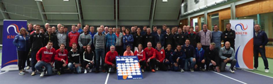Laurense Tennis Academy werkt samen met een uitgebreid netwerk van gecertificeerde tennisscholen